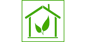 greens house logo